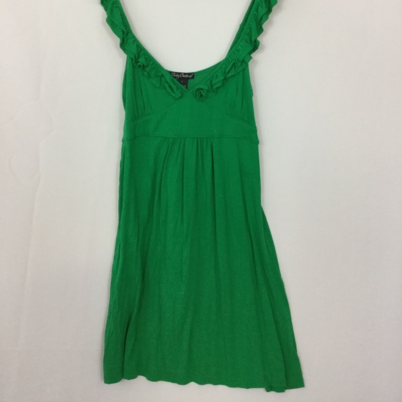 Body Central Sale >> Body Central Dresses Final Sale Green Tank Dress Poshmark